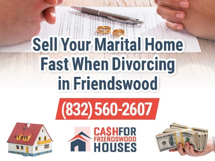 friendswood divorce