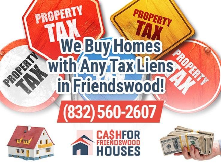 friendswood tax liens